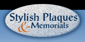 Stylish Plaques and Memorials